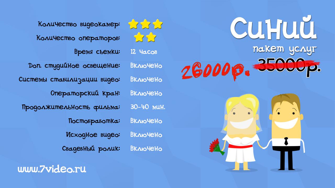 Синий пакет, Видеостудия 7video.ru